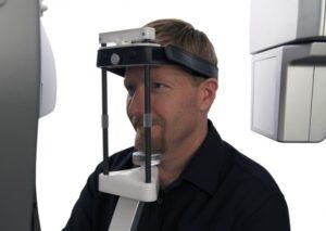 3D CBCT scan