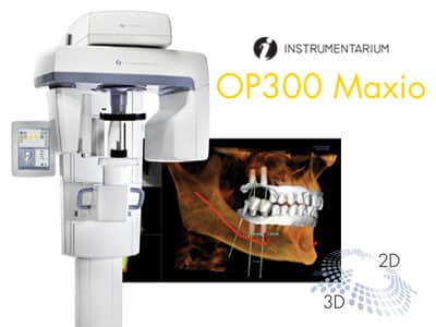 ct scanner for dental x-rays