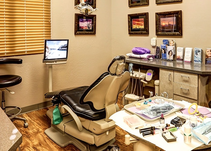 Dental Room and Equipment View 4