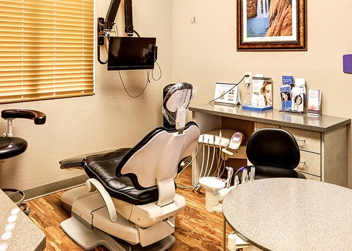 Dental Room and Equipment View 2