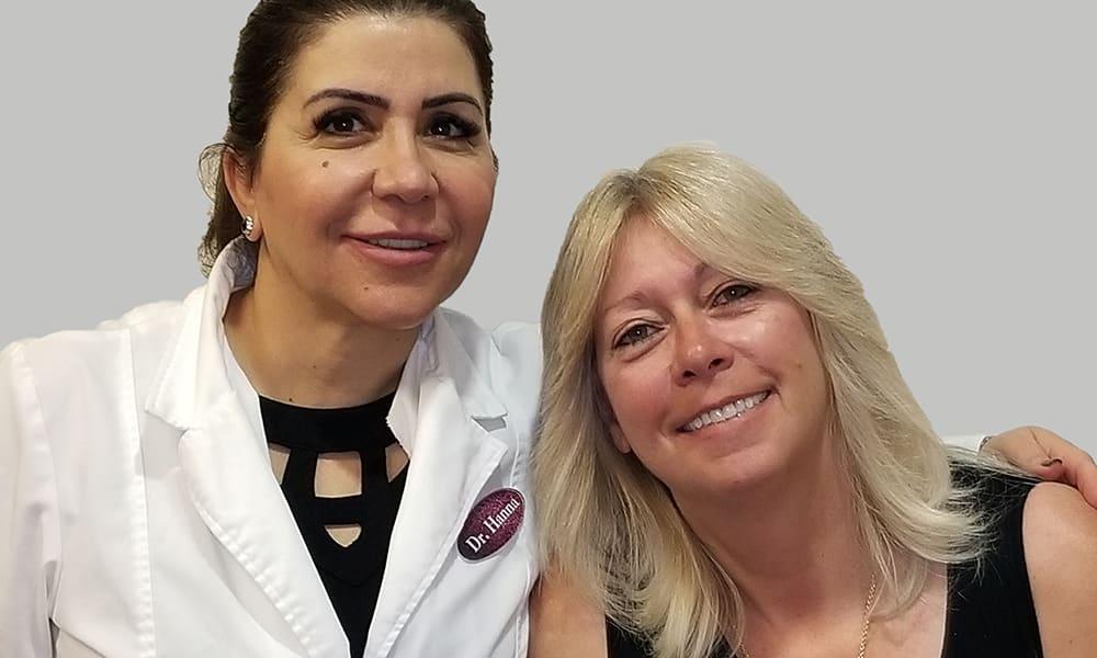 Dr. Mansoor with Happy Patient 5