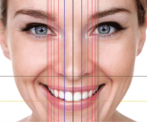 Woman Smiling With Smile Design