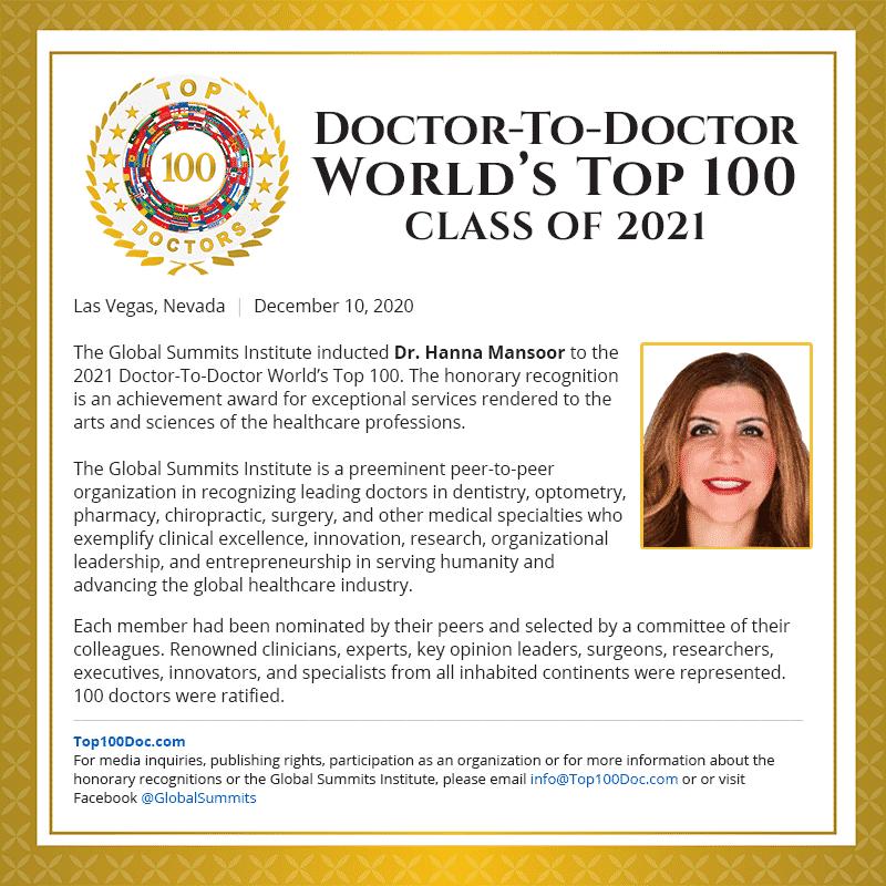 congratulations dr hanna!